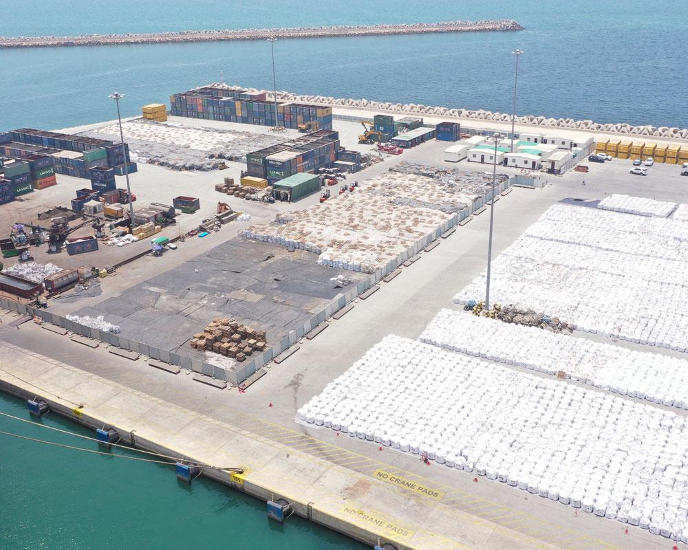GREEN EVOLUTION UNDERTAKES WASTE MANAGEMENT OF MAERSK HONAM SHIP IN THE UNITED ARAB EMIRATES