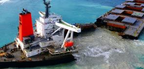 موريشيوس: إتمام التنظيف حتى 21 كم من الخط الساحلي قبل تاريخ الاستحقاق