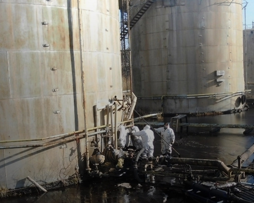<p>TANK CLEANING<br /> SERVICES</p>