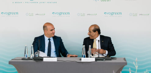 Evogreen: A joint venture of Arab and Greek Origin is the New Player in Environmental Protection